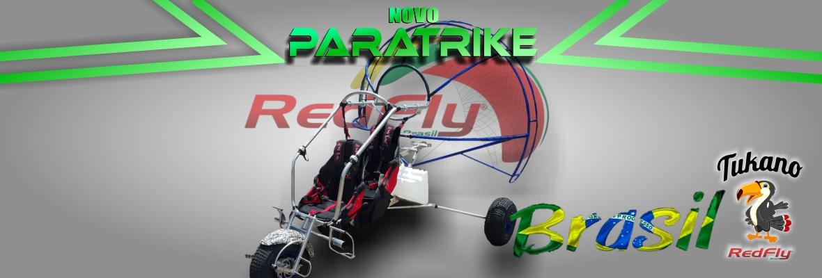 Redfly Paramotor 2016